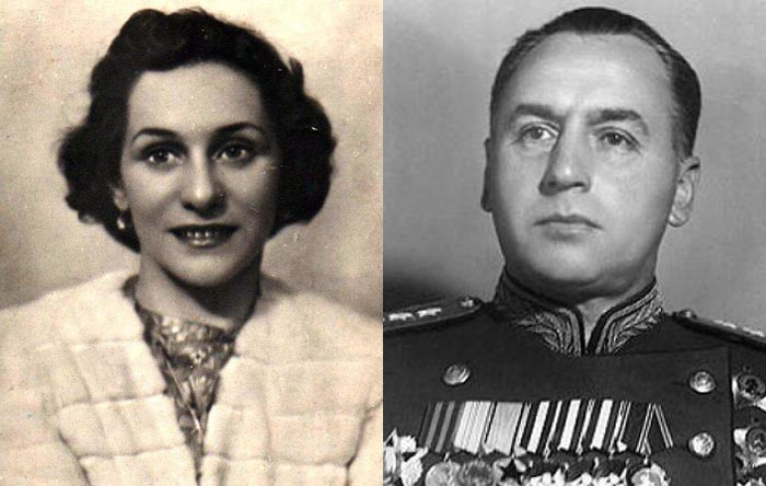 Ольга Лепешинская и Алексей Антонов