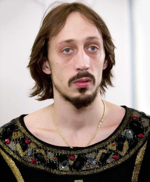 танцор балета Павел Дмитриченко