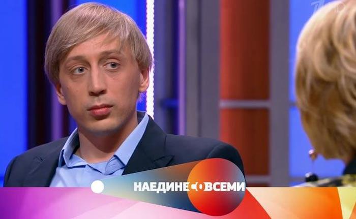 Павел Дмитриченко после освобождения из тюрьмы