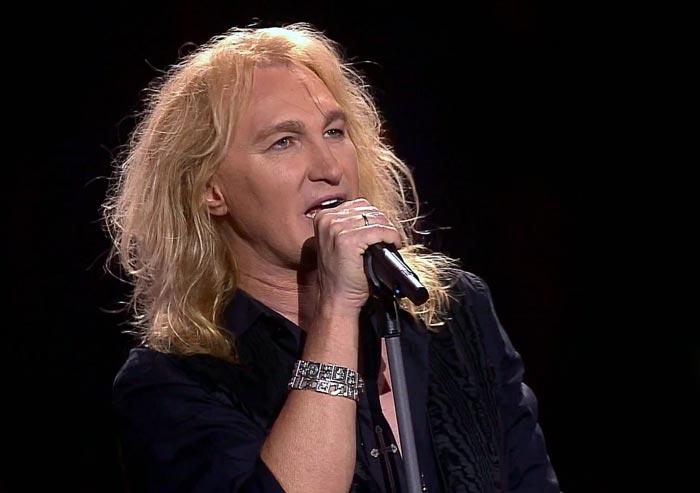 рок-певец Александр Иванов