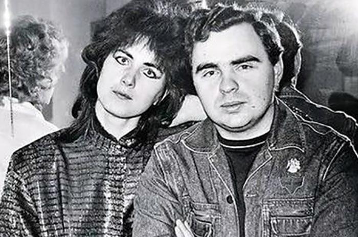 Валерий Соколов и Светлана Разина