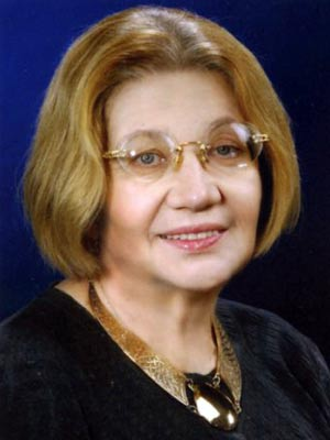 поэтесса Лариса Васильева