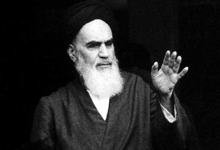 аятолла Рухолла Хомейни