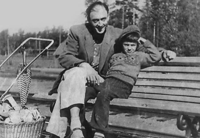 Сергей Боярский и Михаил Боярский