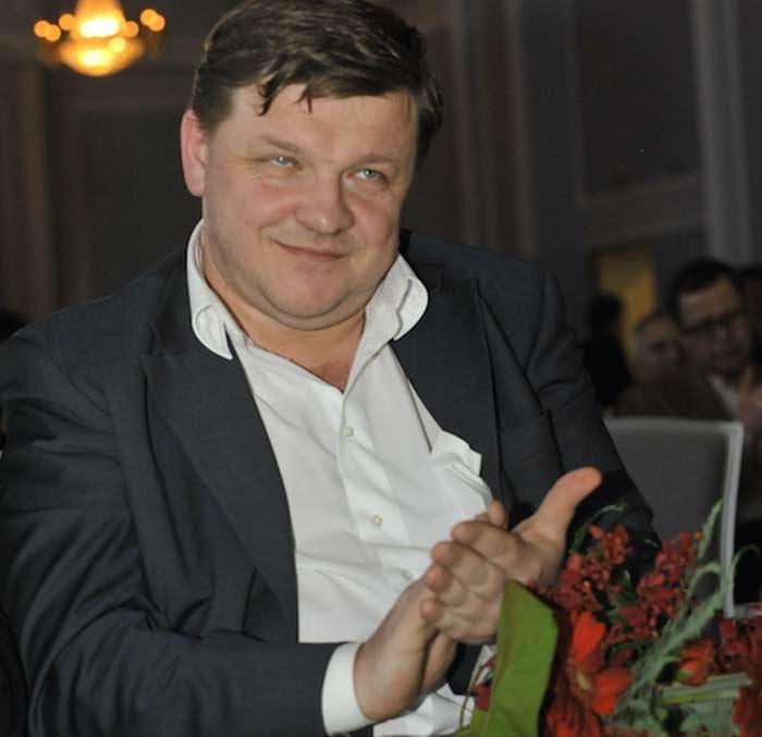 Журналист Сергей Кушнерёв