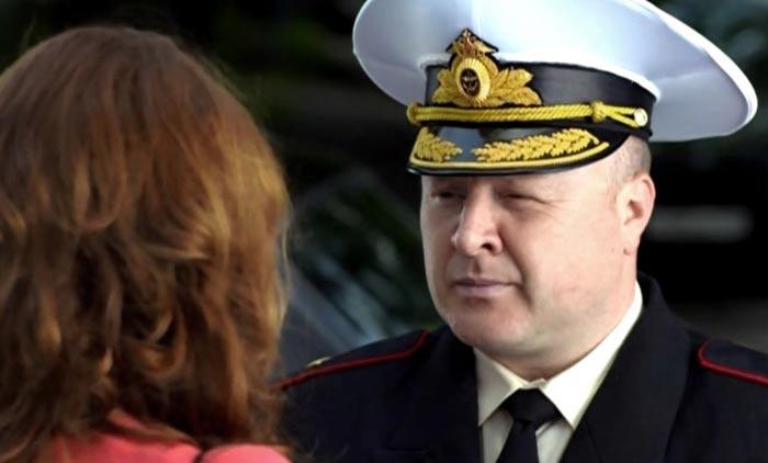 Сергей Мардарь в сериале Горюнов