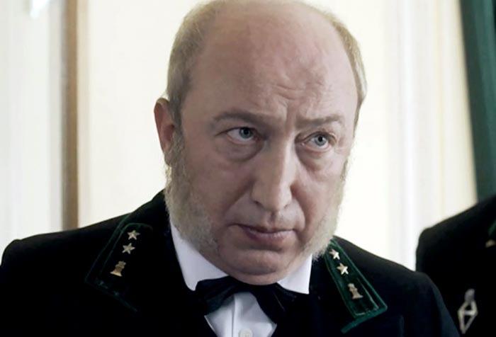 Сергей Степин в сериале Победители
