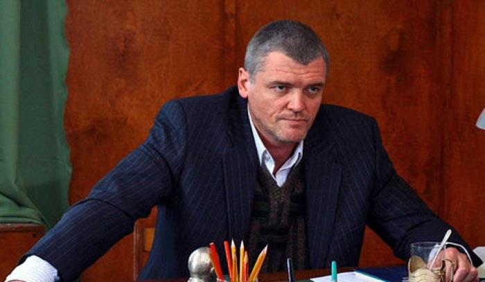 Сергей Плотников Большая нефть