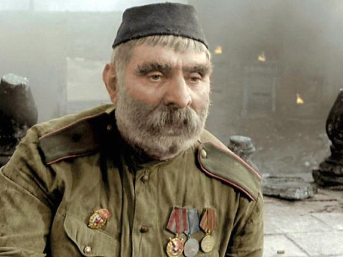 Серго Закариадзе Отец солдата