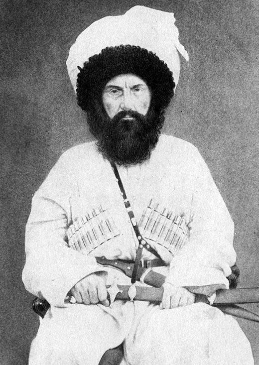 имам Чечни и Дагестана Шамиль