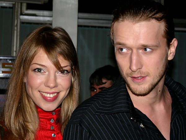 Станислав Рядинский и жена Наталья Рева