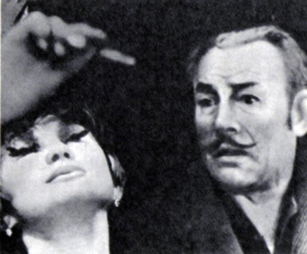 актеры Лидия Сухаревская и Борис Тенин