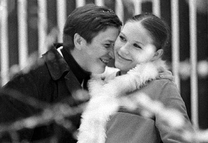 Сусанна Мальцева и муж Александр Мальцев