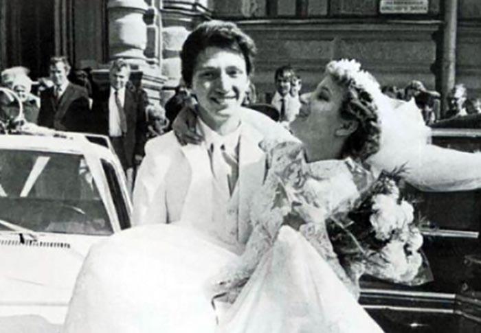 Свадьба Олега Васильева и Елены Валовой