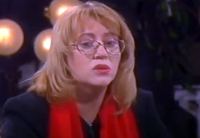 Светлана Кифа в молодости