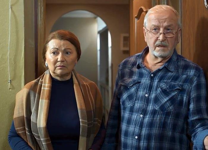 Светлана Князева в сериале Старший следователь