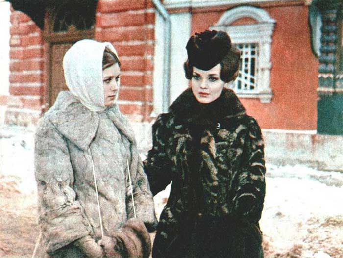 Светлана Пенкина в фильме Хождение по мукам