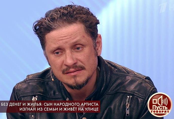 Святослав Белов сын Светланы Швайко и Юрия Белова