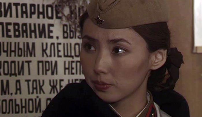 Тамара Обутова в фильме Спасите наши души