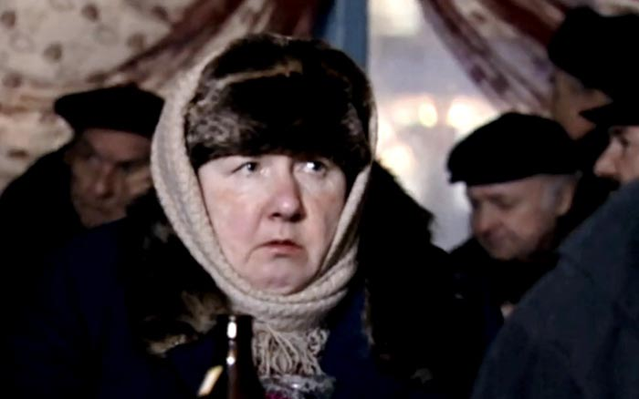 Тамара Миронова в сериале Закон