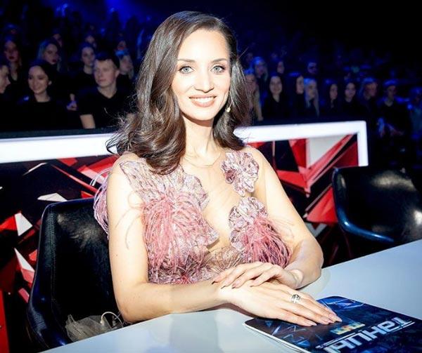 Татьяна Денисова в шоу Танцы