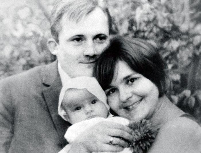 Татьяна Говорова и Виктор Павлов