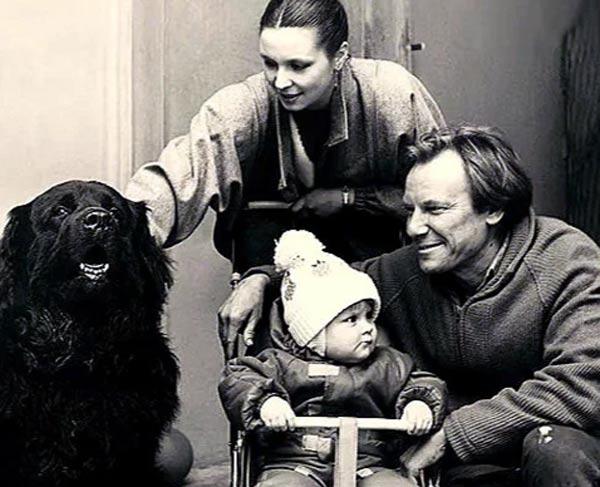 Татьяна Кочемасова и муж Сергей Шакуров
