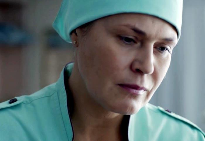 Татьяна Комарова в сериале Нюхач-2