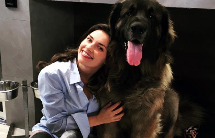 Татьяна Малкова в сериале Год собаки