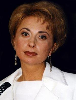 Ирина Мишина (телеведущая)