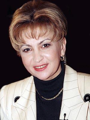 Татьяна Комарова (телеведущая)