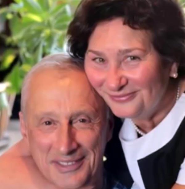 Наталья Дубова и муж Семён Белиц-Гейман