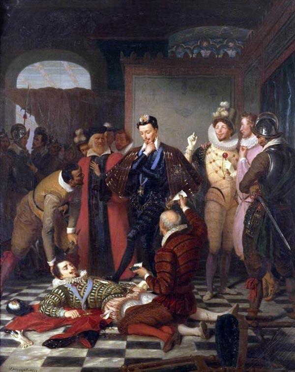 Убийство Генриха де Гиза