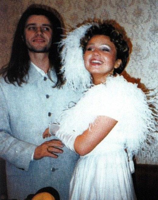 Валерий Боровинских и Ирина Климова