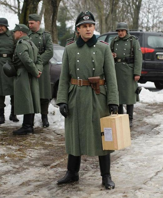 Валерий Сковронский в фильме Убить Гитлера