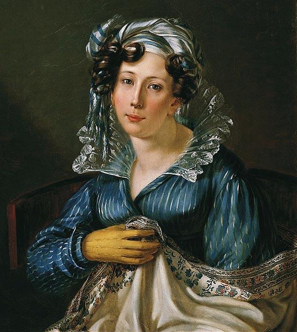 Княгиня Вера Федоровна Вяземская