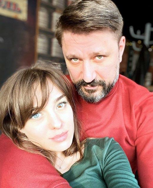 Виктор Логинов и Мария Гуськова