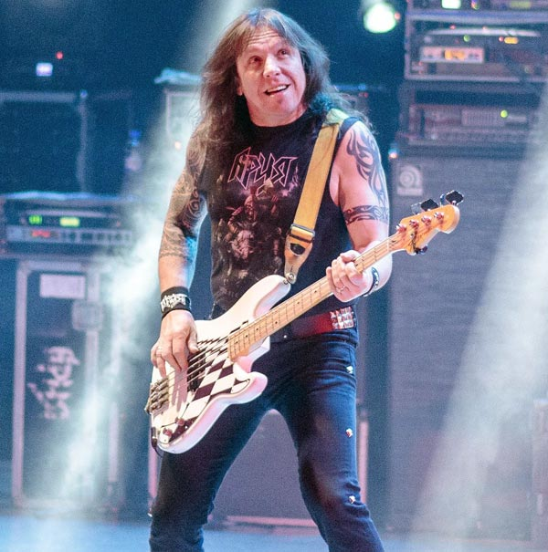 рок-музыкант Виталий Дубинин