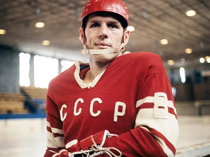 Вячеслав Старшинов в молодости