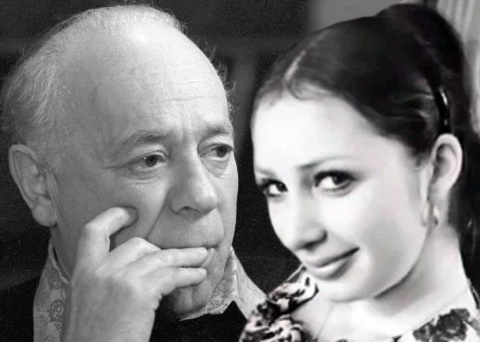 Валентин Плучек и Татьяна Васильева