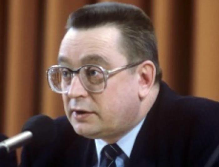 Валентин Сергеевич Павлов