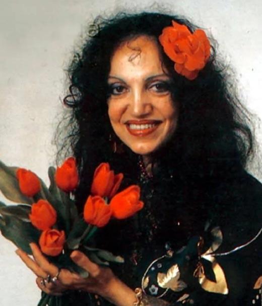 певица Валентина Пономарева