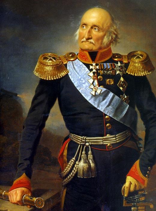 Светлейший князь Петр Витгенштейн