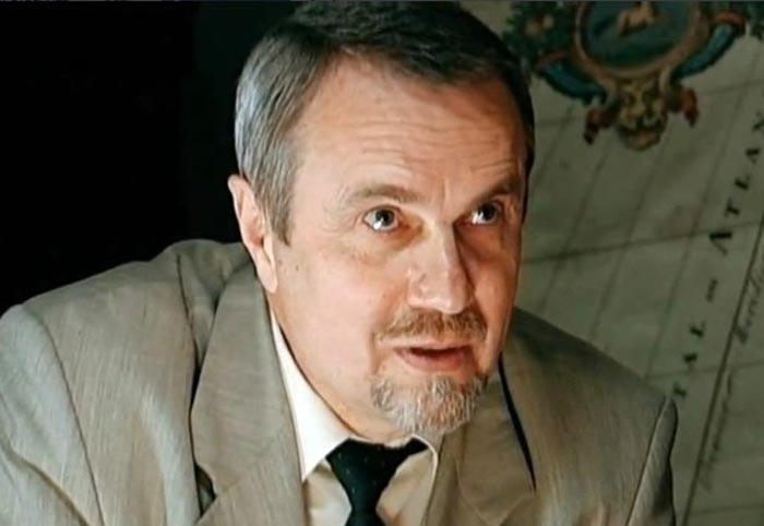 Владимир Балдов в сериале Пыльная работа