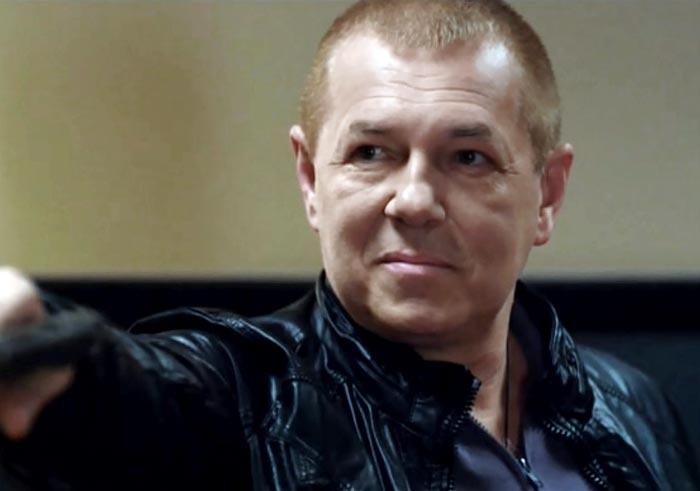 Владимир Яковлев в сериале Дикий-4