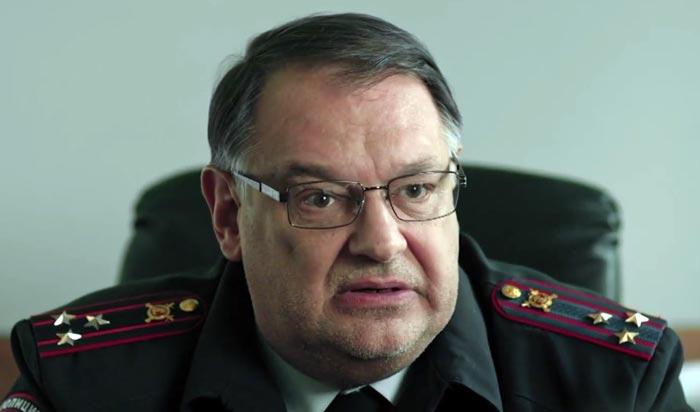 Владимир Янковский в сериале Нераскрытый талант
