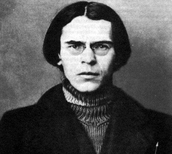 Владислав Ходасевич в молодости