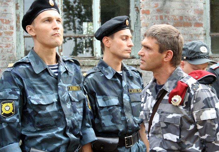 Владислав Мамчур в сериале Отряд