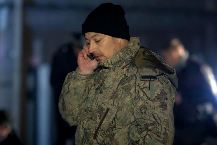 Ярослав Гуревич в сериале Ментовские войны Одесса