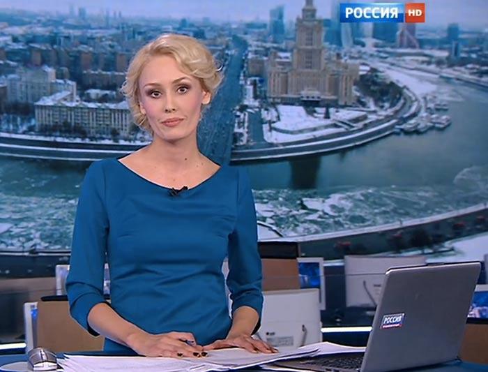 Юлия Алексеенко Россия-1